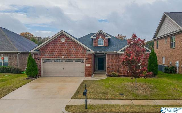 15008 Lakeside Trail, Huntsville, AL 35803 (MLS #1156616) :: Coldwell Banker of the Valley