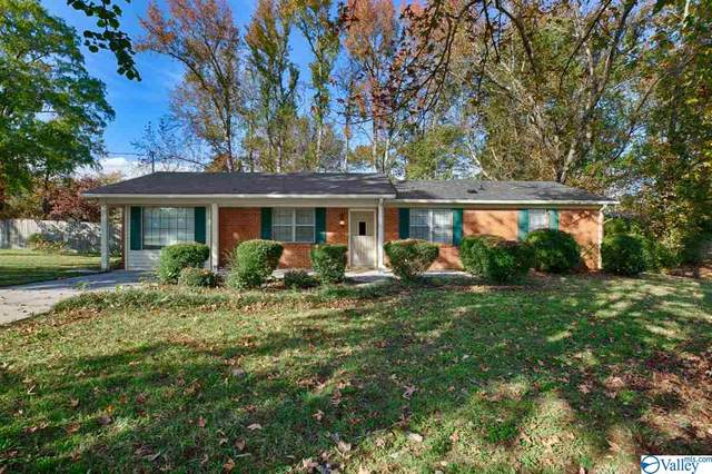 159 Mallard Drive, Scottsboro, AL 35769 (MLS #1156748) :: Revolved Realty Madison
