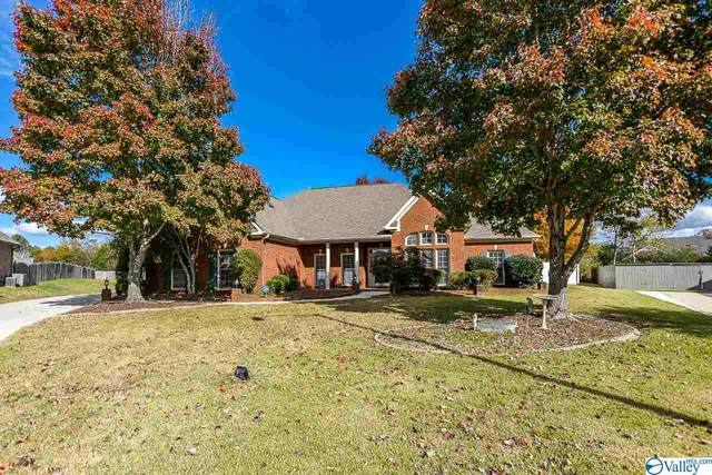 115 Misty Hollow Way, Huntsville, AL 35806 (MLS #1156885) :: Southern Shade Realty