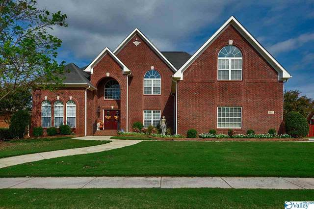 100 Overleaf Point, Huntsville, AL 35824 (MLS #1157038) :: Rebecca Lowrey Group