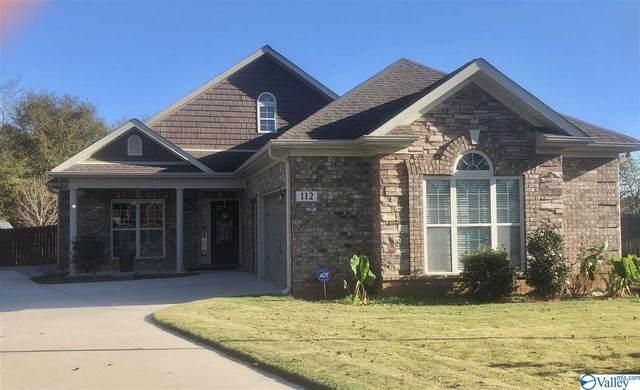 112 Barton Creek Drive, Meridianville, AL 35759 (MLS #1157088) :: LocAL Realty