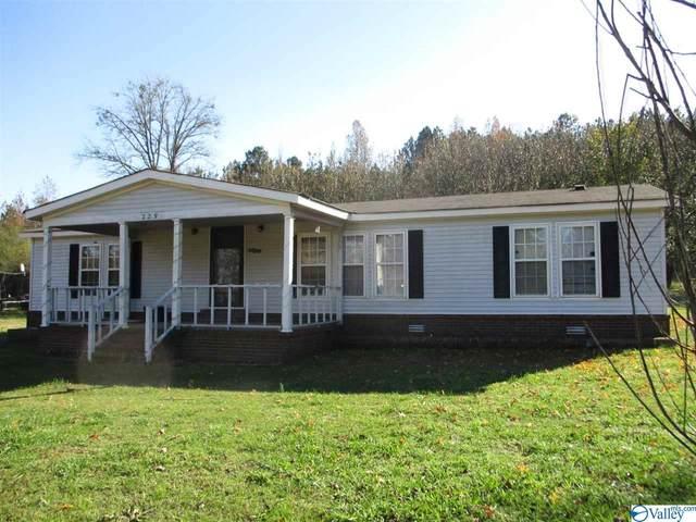 229 County Road 549, Trinity, AL 35673 (MLS #1157119) :: MarMac Real Estate