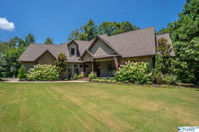 801 Lakewood Drive, Fort Payne, AL 35967 (MLS #1157247) :: MarMac Real Estate