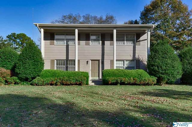 4009 Medford Drive, Huntsville, AL 35801 (MLS #1157260) :: Amanda Howard Sotheby's International Realty