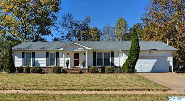 10307 Leicester Drive, Huntsville, AL 35803 (MLS #1157288) :: LocAL Realty