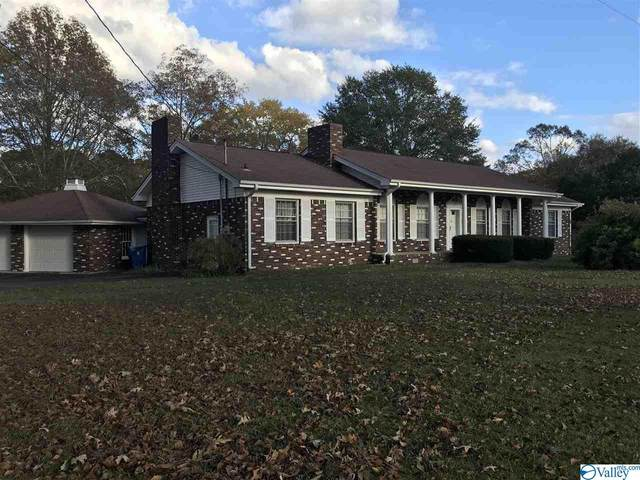 1121 Alabama Hwy 205, Boaz, AL 35956 (MLS #1157321) :: Southern Shade Realty