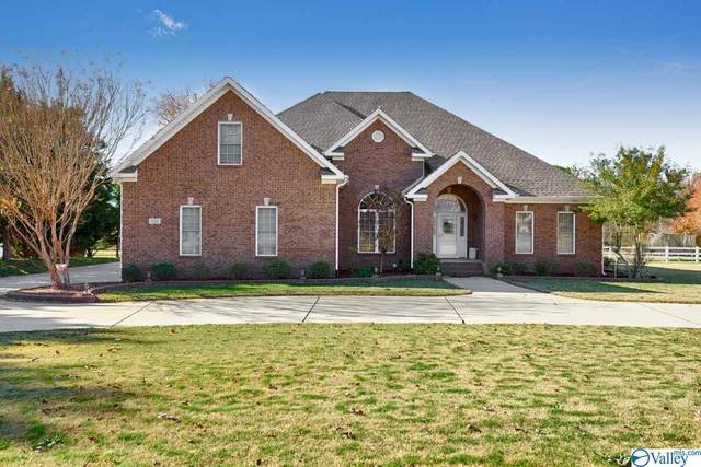 128 Old Camp Road, Meridianville, AL 35759 (MLS #1157363) :: Southern Shade Realty