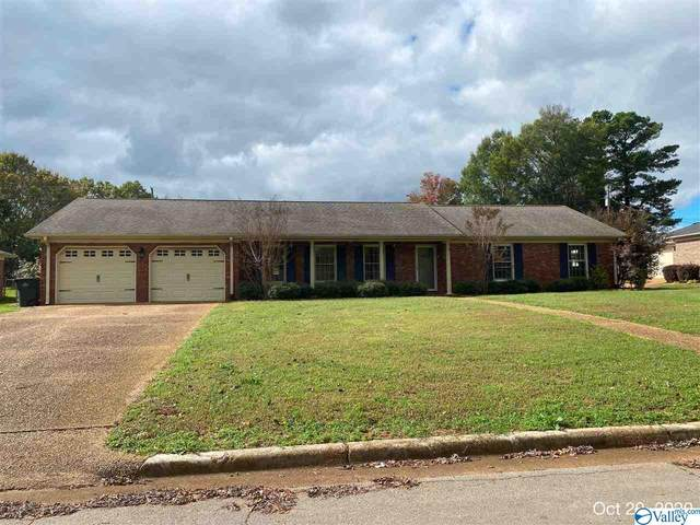 2221 Estaline Drive, Florence, AL 35630 (MLS #1157413) :: RE/MAX Unlimited