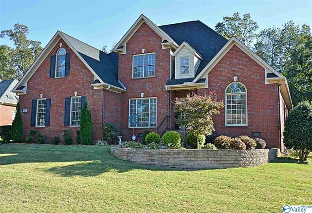116 Holbrook Drive, Huntsville, AL 35806 (MLS #1157422) :: Coldwell Banker of the Valley