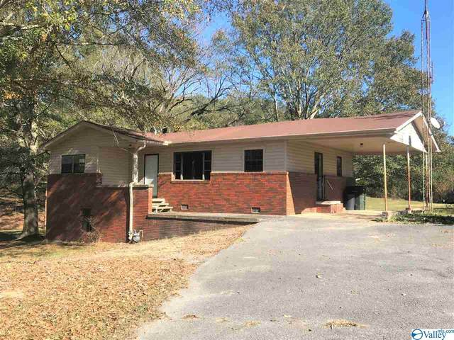 2345 Tabor Road, Gadsden, AL 35904 (MLS #1157458) :: Coldwell Banker of the Valley