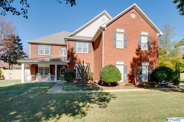 3100 Larkfield Court, Hampton Cove, AL 35763 (MLS #1157459) :: Coldwell Banker of the Valley
