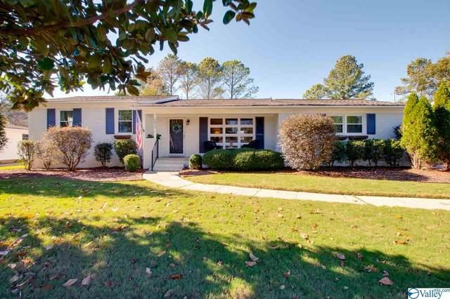 2822 Briarwood Drive, Huntsville, AL 35801 (MLS #1157460) :: LocAL Realty