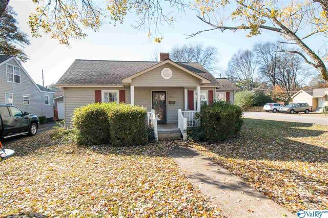 2616 Pansy Street, Huntsville, AL 35801 (MLS #1157492) :: Southern Shade Realty