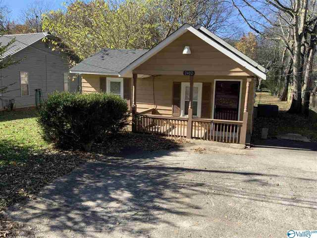 2402 15TH STREET, Huntsville, AL 35805 (MLS #1157508) :: Rebecca Lowrey Group