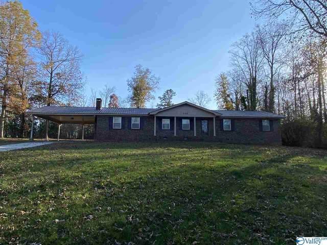 222 Old Solitude Road, Guntersville, AL 35976 (MLS #1157532) :: Coldwell Banker of the Valley