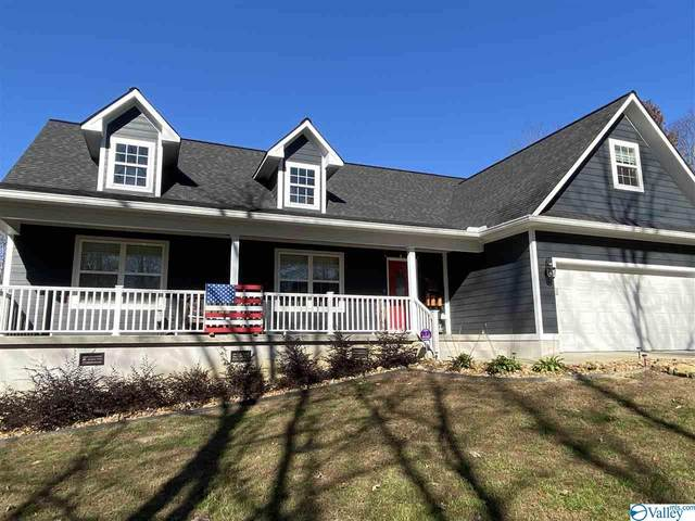 3597 Levin Road, Fort Payne, AL 35967 (MLS #1157575) :: Southern Shade Realty
