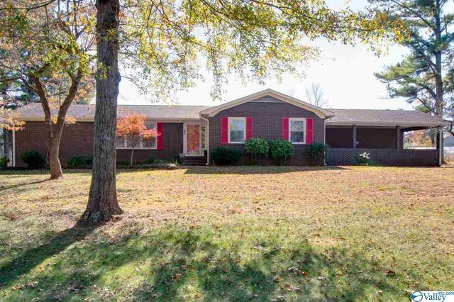 286 Riverside Drive, Huntsville, AL 35811 (MLS #1157589) :: MarMac Real Estate