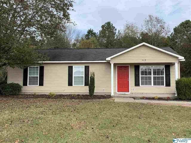 509 SE Homeplace Avenue, Hartselle, AL 35640 (MLS #1157595) :: MarMac Real Estate