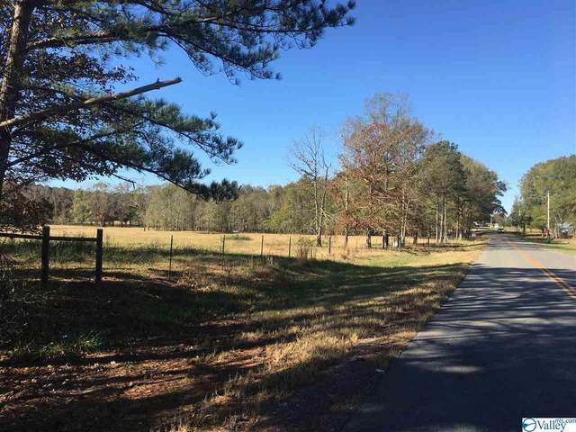 0 County Road 16, Centre, AL 35960 (MLS #1770071) :: Coldwell Banker of the Valley