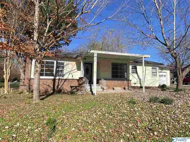 1212 Mill Road, Decatur, AL 35603 (MLS #1770113) :: MarMac Real Estate