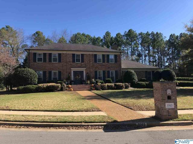 3503 Chateau Circle, Huntsville, AL 35801 (MLS #1770149) :: RE/MAX Unlimited