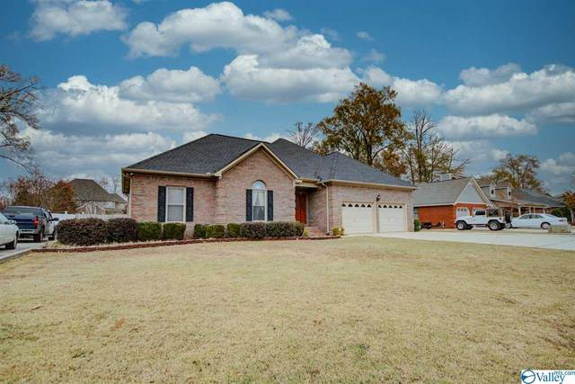 2314 Cumberland Avenue, Decatur, AL 35603 (MLS #1770189) :: Coldwell Banker of the Valley