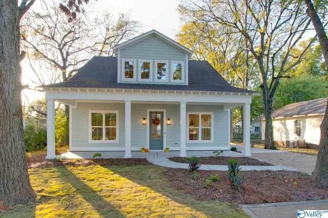 2106 Seminole Drive, Huntsville, AL 35805 (MLS #1770376) :: Coldwell Banker of the Valley