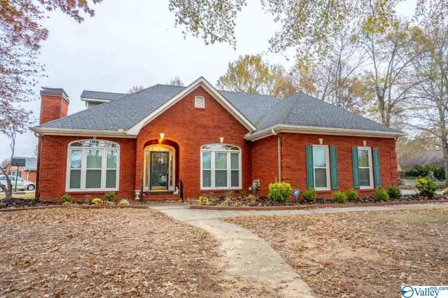 1606 Sherwood Oaks Drive, Decatur, AL 35603 (MLS #1770392) :: Rebecca Lowrey Group