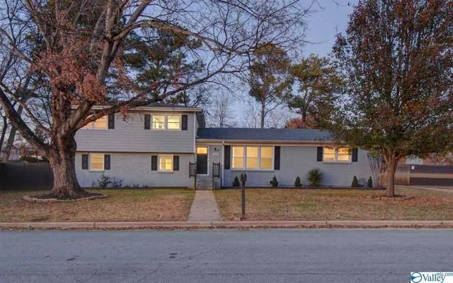 2203 SW Sockwell Drive, Huntsville, AL 35803 (MLS #1770472) :: RE/MAX Distinctive | Lowrey Team