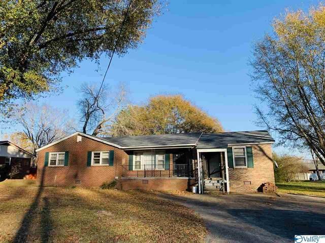 361 James Road, Owens Cross Roads, AL 35763 (MLS #1770509) :: Southern Shade Realty
