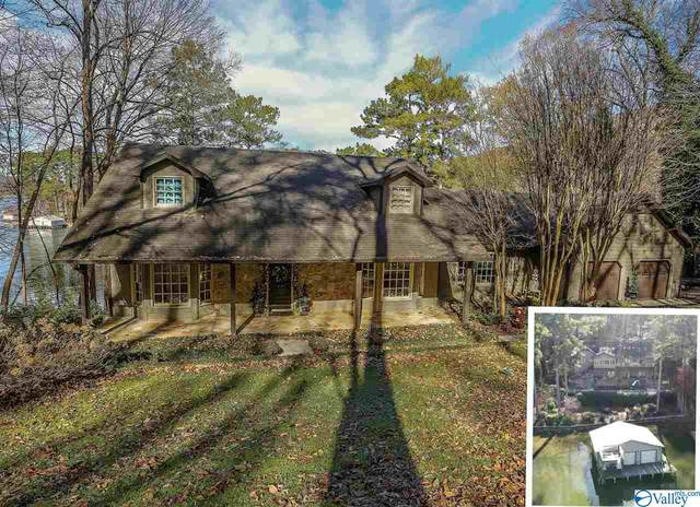 3400 Wyeth Drive, Guntersville, AL 35976 (MLS #1770575) :: Green Real Estate