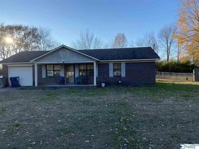 1480 Carter Grove Road, Hazel Green, AL 35750 (MLS #1770594) :: Southern Shade Realty