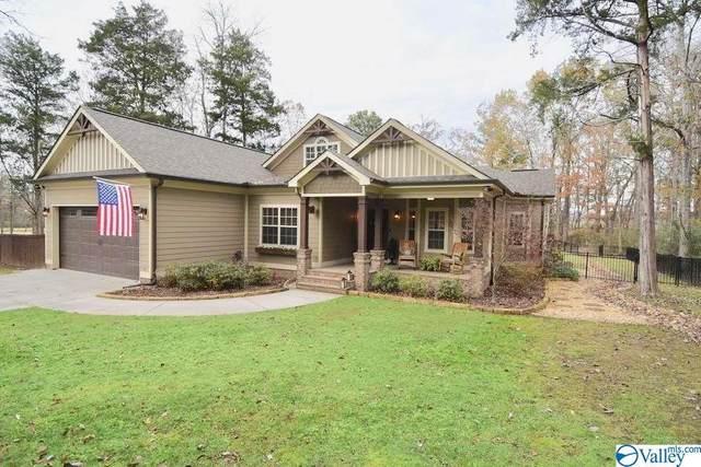 21 Cedar Circle, Guntersville, AL 35976 (MLS #1770608) :: Southern Shade Realty