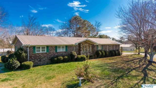 805 County Road 37, Crossville, AL 35962 (MLS #1770610) :: Southern Shade Realty