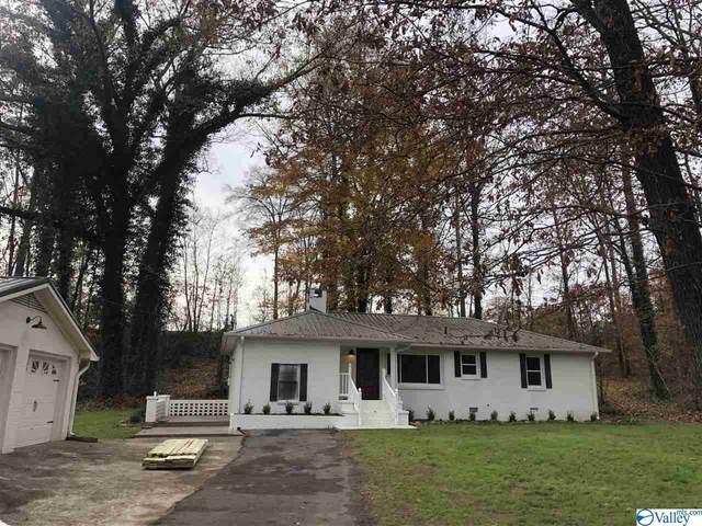 541 Union Grove Road, Guntersville, AL 35976 (MLS #1770633) :: Southern Shade Realty