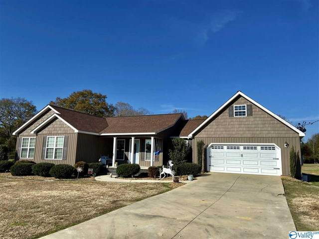 195 County Road 307, Centre, AL 35960 (MLS #1770925) :: Southern Shade Realty