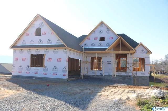 90 Gl Ridge Circle, Guntersville, AL 35976 (MLS #1770934) :: Dream Big Home Team | Keller Williams