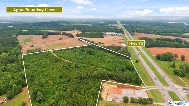 0 Hwy 72, Hollywood, AL 35752 (MLS #1770962) :: The Pugh Group RE/MAX Alliance