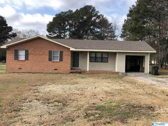 801 Wellden Street, Hartselle, AL 35640 (MLS #1771001) :: MarMac Real Estate