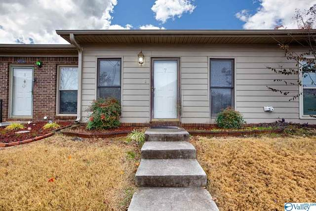 8134 Oldfield Road #7, Huntsville, AL 35811 (MLS #1771182) :: MarMac Real Estate