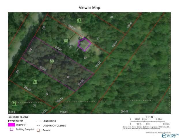 0 County Road 103, Mentone, AL 35984 (MLS #1771311) :: RE/MAX Distinctive | Lowrey Team