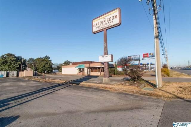 8002 Memorial Parkway South, Huntsville, AL 35802 (MLS #1771342) :: RE/MAX Distinctive | Lowrey Team