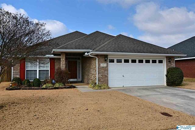 283 Shadow Court, Huntsville, AL 35824 (MLS #1771381) :: MarMac Real Estate
