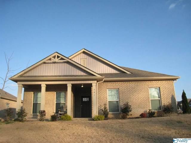 281 Falcon Ridge Drive, New Market, AL 35761 (MLS #1771442) :: Rebecca Lowrey Group
