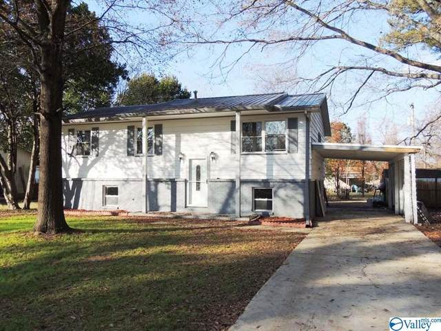306 Mark Street, Decatur, AL 35601 (MLS #1771486) :: RE/MAX Unlimited