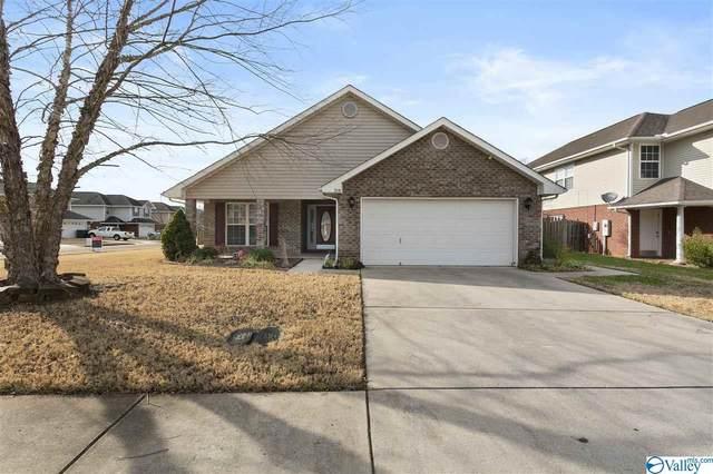 210 Shadow Trail, Huntsville, AL 35824 (MLS #1771596) :: MarMac Real Estate