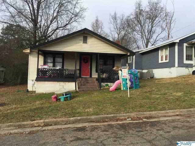 509 Chester Street, Gadsden, AL 35904 (MLS #1771617) :: MarMac Real Estate