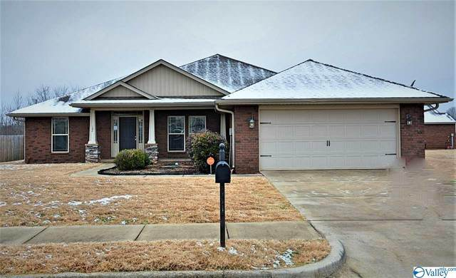 102 First Hill Drive, Harvest, AL 35749 (MLS #1771672) :: Southern Shade Realty