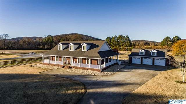 1149 Cave Springs Road, Owens Cross Roads, AL 35763 (MLS #1771674) :: RE/MAX Distinctive | Lowrey Team