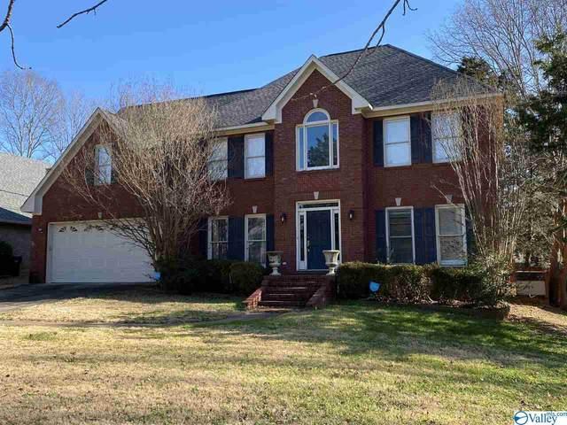 3408 Oakridge Drive, Decatur, AL 35603 (MLS #1772075) :: Southern Shade Realty